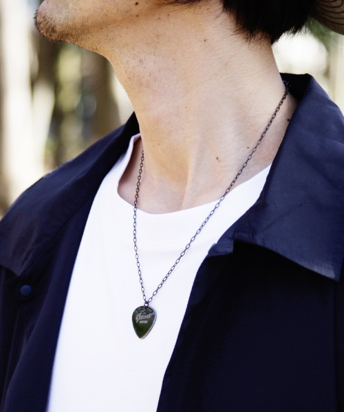 Genri/ゲンリ/MADE IN JAPAN/日本製/【Stubilizer】/PICK NECKLACE
